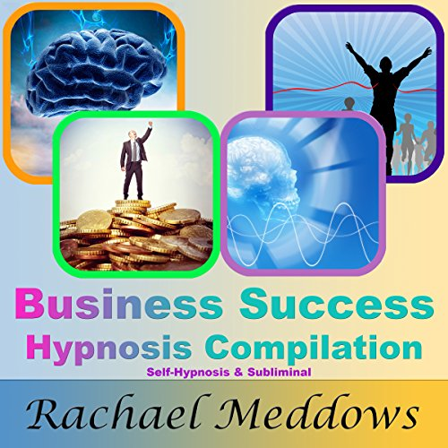 Business Success Hypnosis Compilation audiobook cover art