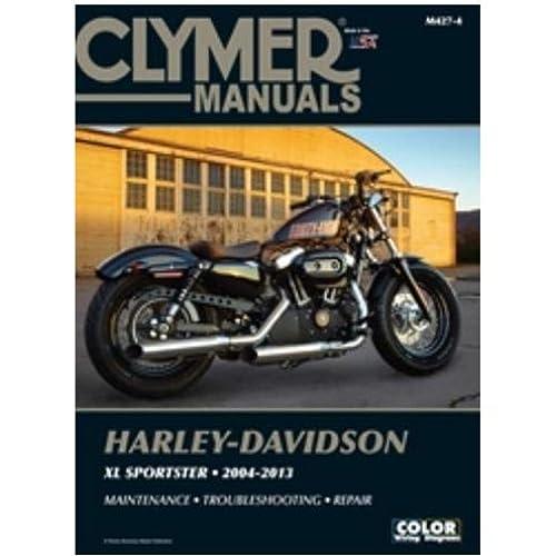 cabe83616896f Clymer Harley-Davidson XL883   XL1200 Sportster (2004-2013) (53150)