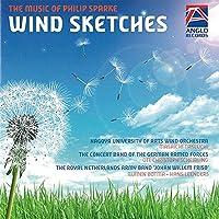 Wind Sketches: Johan Willem Friso Military Band Deutsche Blaeserphilharmonie Etc