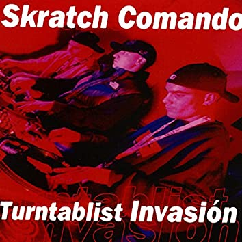 Turntablist Invasión