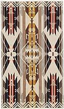 ペンドルトン PENDLETON ジャガードバスタオルオーバーサイズ XB233 ホワイトサンド 53555 19373185555000