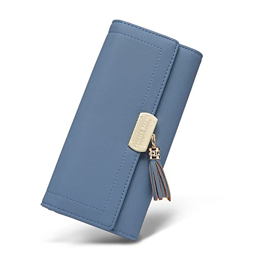 2b6dfb452005 Womens Magnetic Closure Wallets: Amazon.com