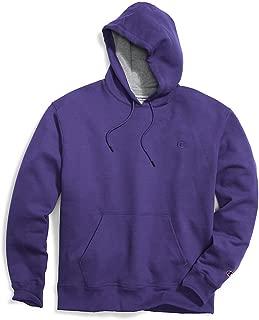 Champion Mens S0889 Powerblend Pullover Hoodie Long Sleeve Hoody