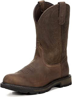 Men's Groundbreaker Pull-on Work Boot