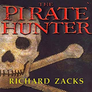 The Pirate Hunter audiobook cover art
