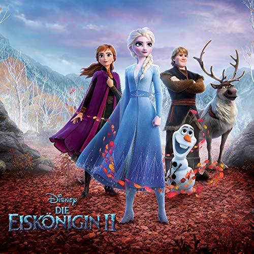 Die Eiskönigin 2 (Deutscher Original Film-Soundtrack)