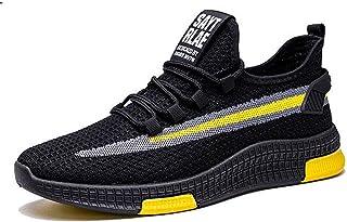Trailrunning Fitnessschuhe,Chaussures pour Hommes Chaussures de Course Respirantes, Chaussures de randonnée pour Sports de...