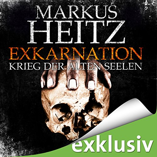 Exkarnation audiobook cover art