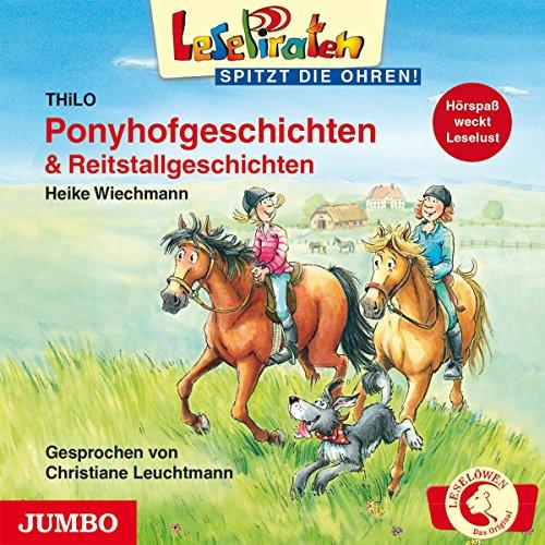 Ponyhofgeschichten & Reitstallgeschichten Titelbild