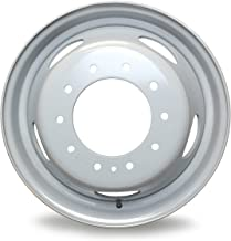 New Velospinner 19.5x6 10 Lug for 2005 2006 2007 2008 2009 2010 2011 2012 2013 2014 2015 2016 Ford F450SD F550SD Super Duty Dually Replica Steel Wheel