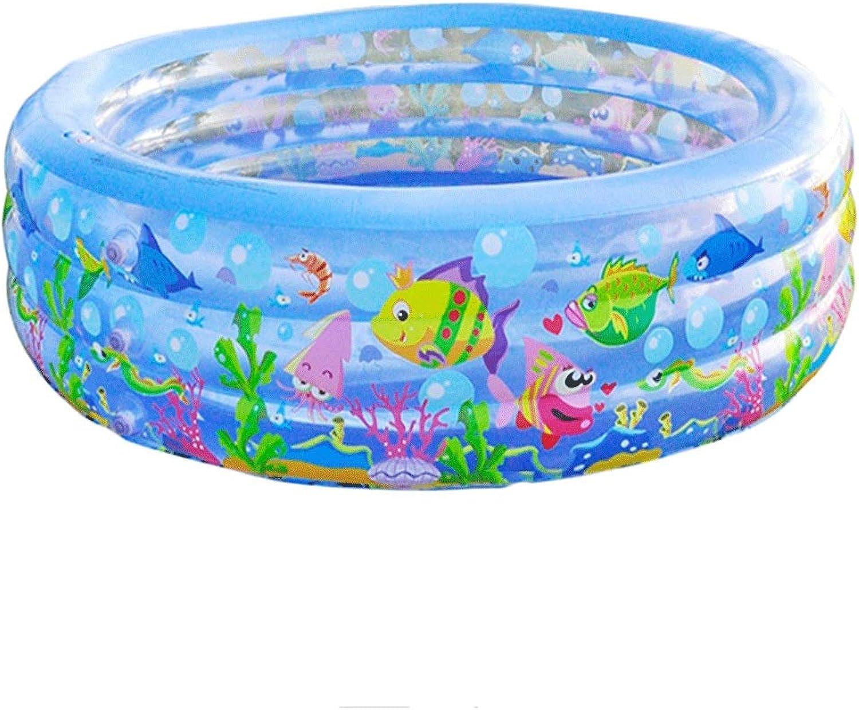 Inflatable bathtub thickened adult tub folding bath tub (color   Manual)