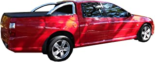 Mitsubishi Triton MQ/MR Dual Cab July 2015 to Current Suits Sports Bars Clip On Ute Tonneau Cover. Aussie Tonneaus - Aussi...