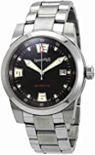 Eberhard Scafomatic Mechanical (Automatic) Black Dial Mens Watch 41026.2 (Certified Pre-Owned)
