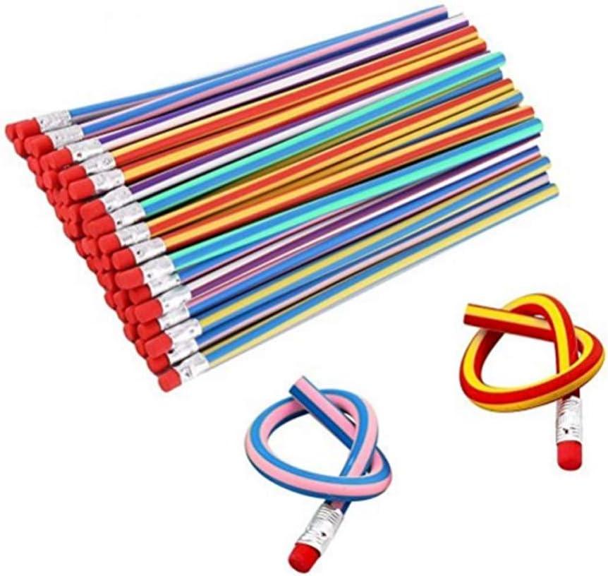 35 Pieces Flexible Soft Pencil Magic Fashionable Bend for Child Pencils quality assurance Kids