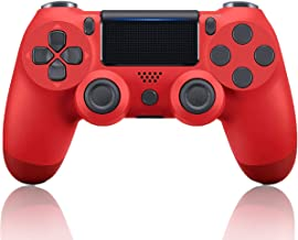 $25 » Wireless PS4 Controller, Remote Bluetooth Joystick Gamepad, Dual Vibration, Audio Function, Touchpad, High-Sensitive, Comp...