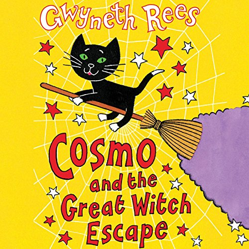 Cosmo and the Great Witch Escape cover art