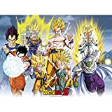 ABYstyle - DRAGON BALL - Poster - Poster (52x38)