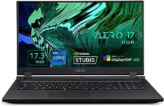 【在庫一掃セール】 GIGABYTE AERO 17 4K HDRパネル採用 視聴も編集も ノートPC/Microsoft Azure AI/ 17.3インチ/WIN 10 Pro/日本語配列 (4K  RTX 3070   i7-11800H...