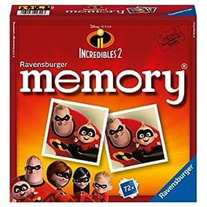 Ravensburger Memory Gli Incredibili 2 - Gioco Memoria