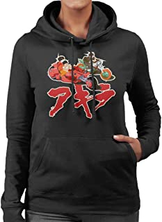 Akira Capsule Gang Women's Hooded Sweatshirt