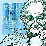 David Wilde plays Brahms