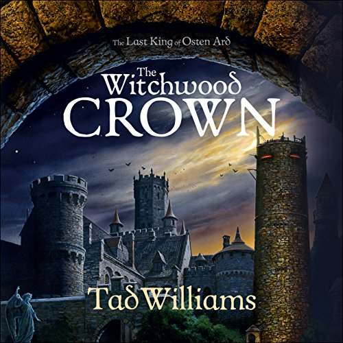 Couverture de The Witchwood Crown