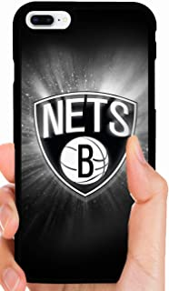 Nets Explosion Glow Logo Basketball Phone Case Cover - Select Model (iPhone 5/5s)