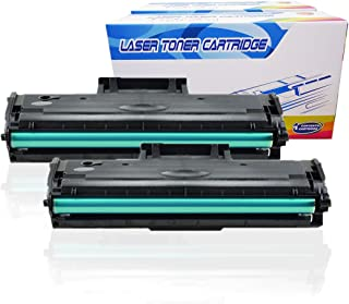 Best Inktoneram Compatible Toner Cartridges Replacement for Samsung D104S MLT-D104S MLTD104S ML-1865 ML-1865W SCX-3200 SCX-3200W SCX-3205 SCX-3205W ML-1660 ML-1660N ML-1665 ML-1670 ML-1675 (Black, 2-Pack) Reviews