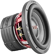 DS18 EXL-6.2D 6.5-Inch Subwoofer,Dual 2-Ohms, 800W Max, 400W RMS- (1 Speaker) (EXL-X6.2D)