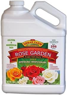 Urban Farm Fertilizers Rose Garden Professional Rose Fertilizer. 1 Gallon. Makes 256 gals.