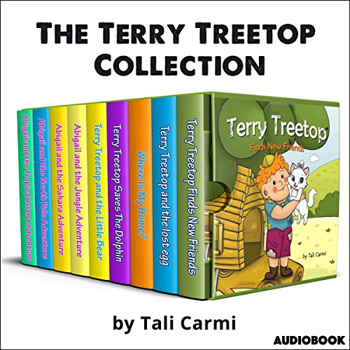 The Terry Treetop Collection audiobook cover art