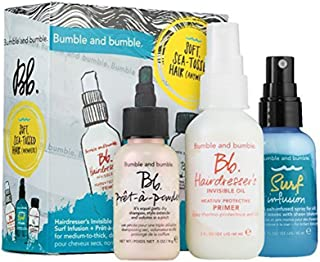 Bumble and bumble Soft, Sea-Tossed Hair (Anywhere) Surf Travel Set