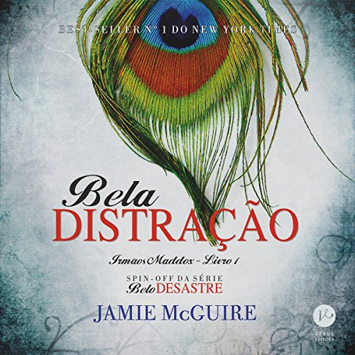 Bela distração - Irmãos Maddox - volume 1 [Beautiful Distraction - Maddox Brothers - Volume 1] audiobook cover art