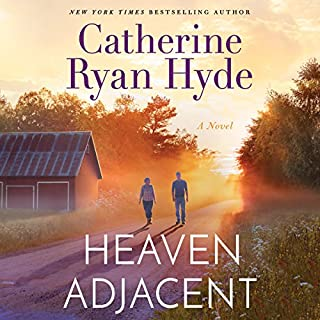 Heaven Adjacent audiobook cover art