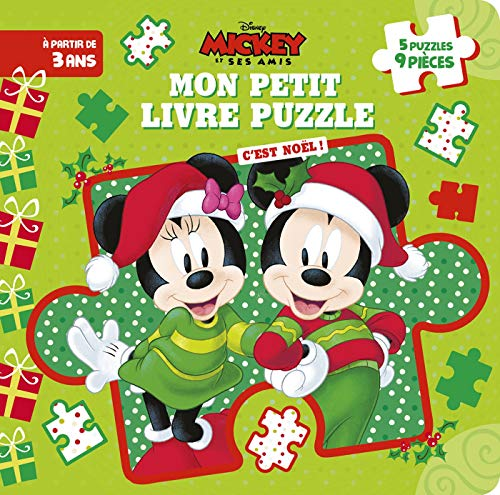Lisciani  Puzzle, Mickey Mouse ( 42660), 47895