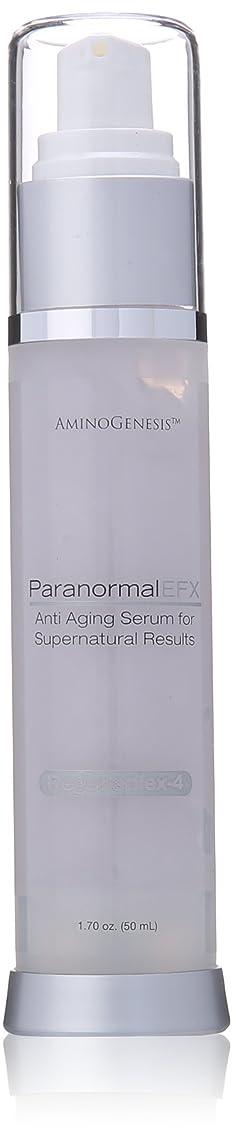 そうマガジン吸うAminoGenesis Aminogenesis超常現象EFXアンチエイジングスーパーセラム、1.7液量オンス 白