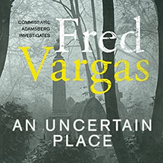 An Uncertain Place cover art
