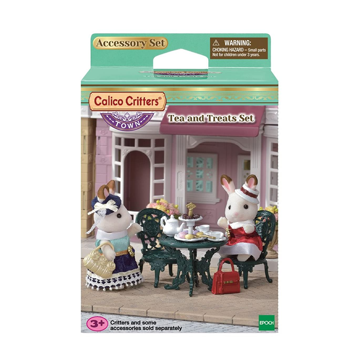 Calico Critters Town Tea and Treats Set a70626670