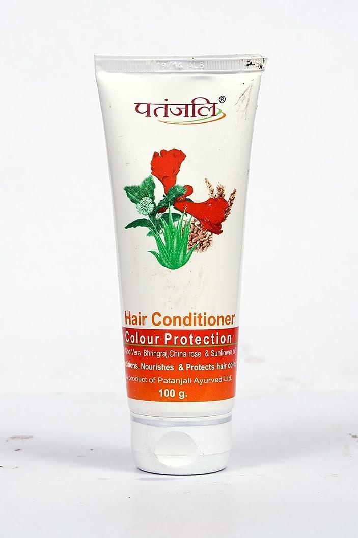 せがむデコレーションスナックPatanjali Hair Conditioner Colour Protection, 100g