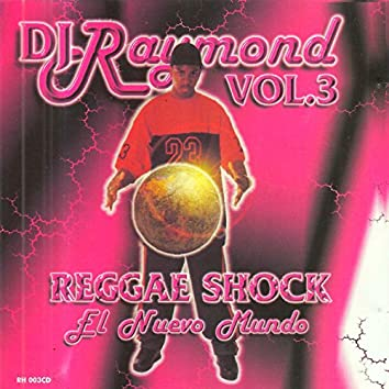 Dj Raymond Reggae Shock Vol.3