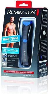 Remington Man Trim Body Hair Trimmer - Lithium Rechargeable Waterproof BHT250AU