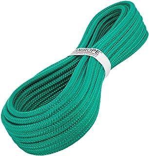 Kanirope PP Seil Polypropylenseil MULTIBRAID 10mm 10m Farbe Grün 0117 16x geflochten
