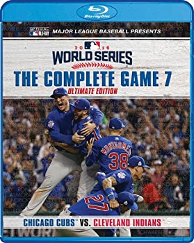 2016 World Series  The Complete Game 7 - Chicago Cubs vs Cleveland Indians [Blu-ray]