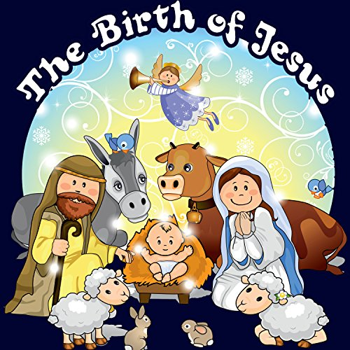 The Birth of Jesus  By  cover art