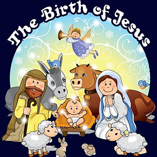 The Birth of Jesus audiobook cover art