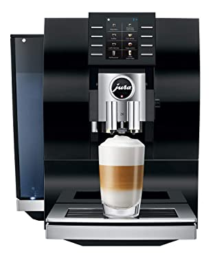 Jura 15245 Kaffeevollautomat, Schwarz