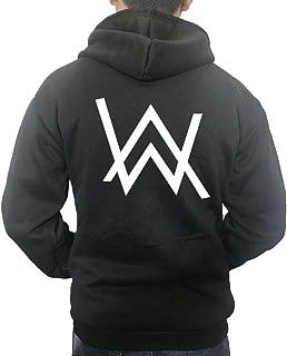 Alan Walker Logo Unisex Zip Hoodies Cosplay Costome