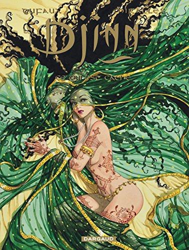 Djinn - Hors-série - tome 0 - Ce qui est caché - réédition
