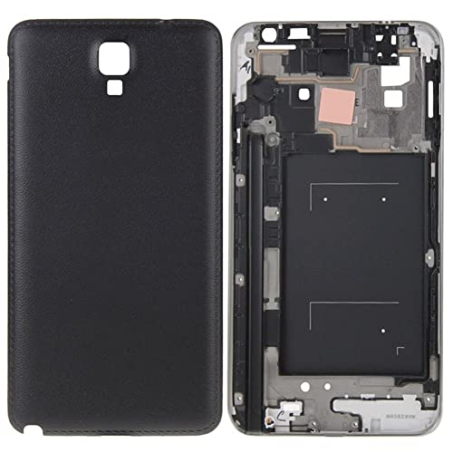 SAMSUNG GALAXY NOTE 3 VERIZON N900V MIDDLE FRAME MIDPLATE BEZEL CHASSIS BLACK