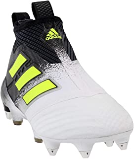 adidas Mens Ace 17+ Purecontrol Soft Ground Soccer Athletic Cleats,